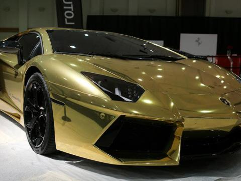 Luxury and technology at the Miami International Auto Show in Miami, Florida